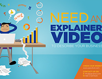 Explainer video campaign