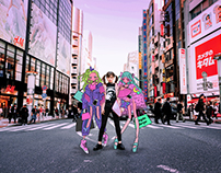 Illustrator 30_30 vol.6 Jenny Kaori