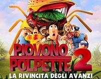 Piovono Polpette 2 ADV Campaign