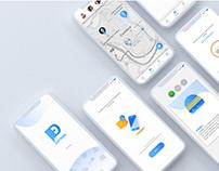 Datsme Identity and UI Design