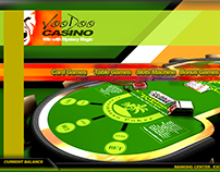 UI & 3D: Online Casino App Interfaces