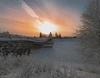 Kenozerye, Ryzhkovo village / Arkhangelsk region