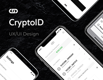 CryptoID | KYC & AML compliant mobile identity.