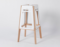ARTU 2017 bar stool