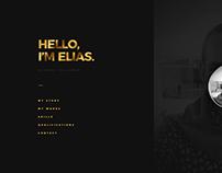 My Portfolio UI Design