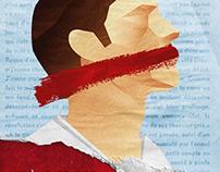 Les Affamés - Book cover design