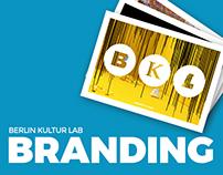 Berlin Kultur Lab - Branding