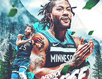 Derrick Rose | Timberwolves