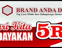 Spanduk 5S 5R Seiri Seiton Indonesia Free Download 01
