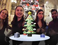 360 Holiday Card