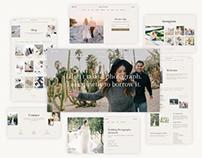 Palette — Photography Portfolio WordPress Theme