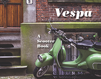 FAU Booklet Project - Vespa: A Scooter Book