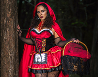 Cosplay:Little Red Riding Hood