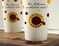 Chique Loqma Corporate Identity