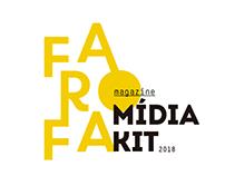 Mídia Kit - Farofa Magazine