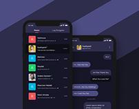 Sloppy Any's - Mobile App Design