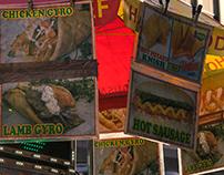 Street Food Vendors Project