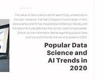 Alastair Majury | Data Science Trends of 2020