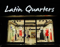 Store Interior - Latin Quarters