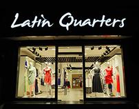 Store Interior - Latin Quarters