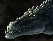 Creature Design | Croc Master