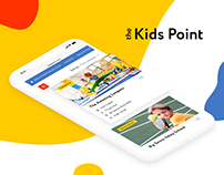 The Kids Point Responsive Web Site Design