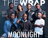 Moonlight Cast - The Wrap Magazine