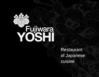 Yoshi Fujiwara | Restaurant of Japanese cuisine