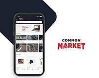 Common Market App