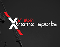 Xtreme Sports Jiří Stolín (Logotype/Corporate Design)
