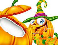... Halloween Characters - Colombina ...
