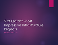 5 of Qatar's Most Impressive Infrastructure Projects