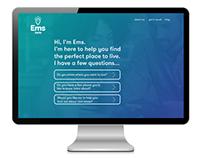 Ems, Web & App design