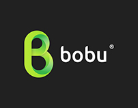 Logo Digital Agency BOBU