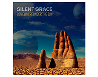 Cover for the single «SILENT GRACE»