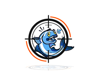 Fish in crosshairs
