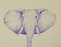 Elephant Biro