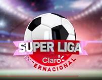 Intro - Super Liga Claro (2018)