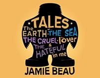 Jamie Beau - Album Launch Art Design