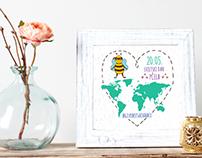 20.05. Svjetski dan Pčela