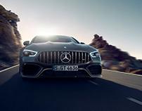 Mercedes AMG GT 4-Door