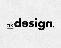 akdesign. logo