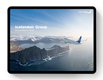 Icelandair Group Annual Report 2018
