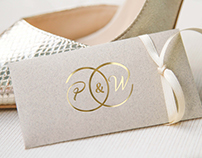 Identity for wedding bureau