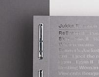 Exhibition ›Jukka Rusanen‹