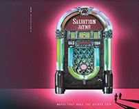 Salvation Jayne EP Vinyl art.