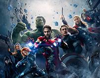 Art Production Avengers