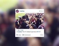 Experience FC Dallas
