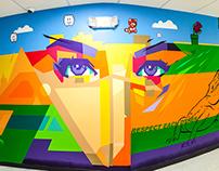 Plaza Academy Mural