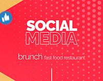 Social Media   Brunch